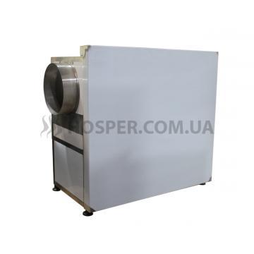 Вентиляционный гидрофильтр искрогаситель горизонтальный 2000 куб/час
