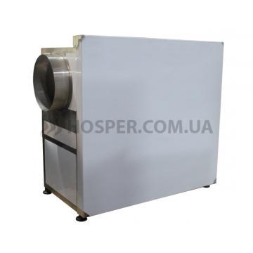 Вентиляционный гидрофильтр искрогаситель горизонтальный 3000 куб/час