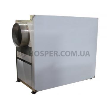 Вентиляционный гидрофильтр искрогаситель горизонтальный 4000 куб/час