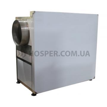 Вентиляционный гидрофильтр искрогаситель горизонтальный 5000 куб/час
