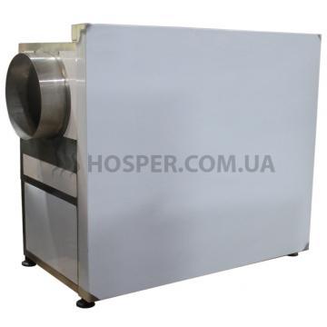 Вентиляционный гидрофильтр искрогаситель горизонтальный 7000 куб/час