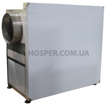 Вентиляционный гидрофильтр искрогаситель горизонтальный 8000 куб/час