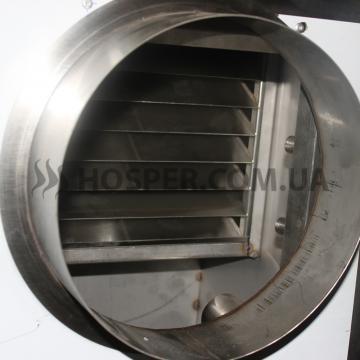 выходной патрубок  вентиляционного гидрофильтра