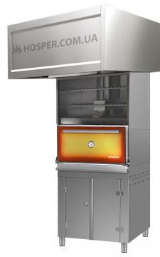 Гидрозонт в комплекте для Испанской угольной гриль-печи Josper для NJX25 на 2000 куб/час