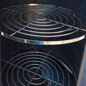 нержавеющие решетки для камеры холодного копчения