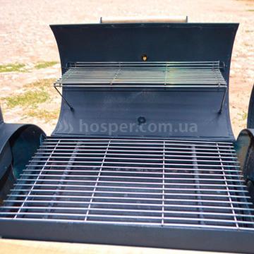 нержавеющие решетки гриль для приготовления на гриле и горячего копчения