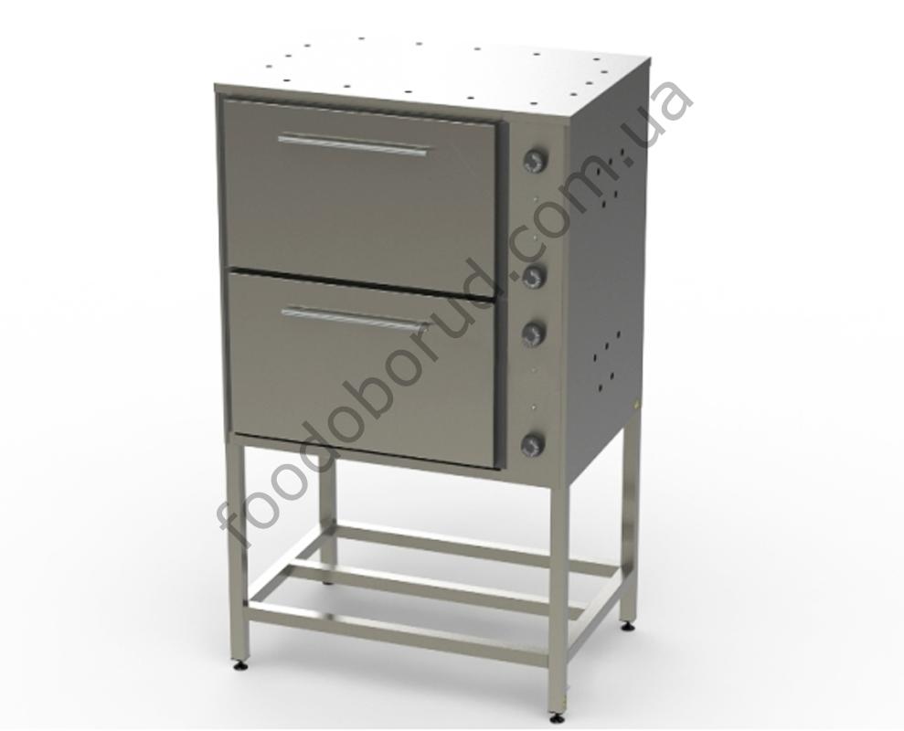 Шкаф жарочный на 2 секции ШЖЭ-2