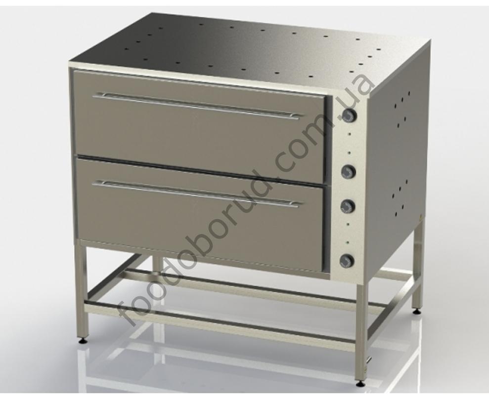 Шкаф пекарский 2-х секционный шпэ-2 эш-2к