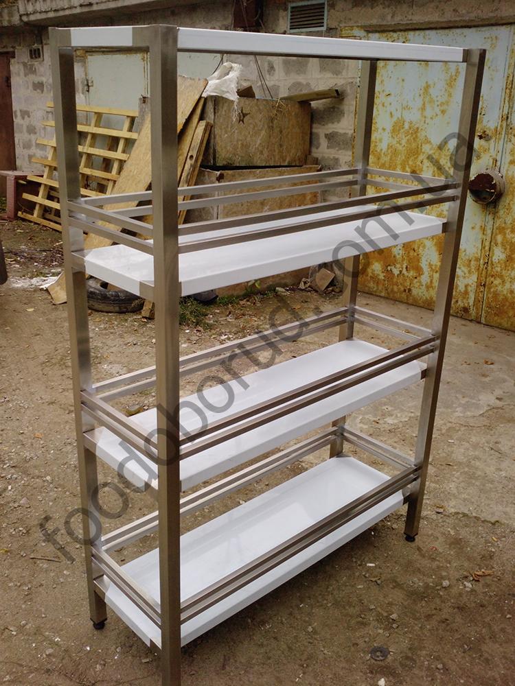 Стеллаж производственный, купить с доставкой по Украине цена 1 грн.
