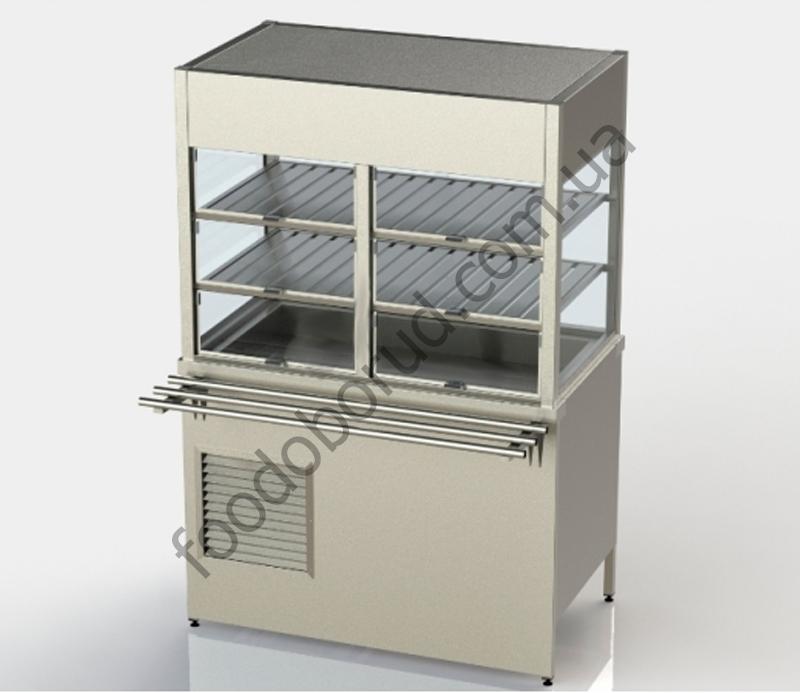 Купить холодильный элемент Куб для линии раздачи питания от производителя с доставкой по Украине цена 0 грн.