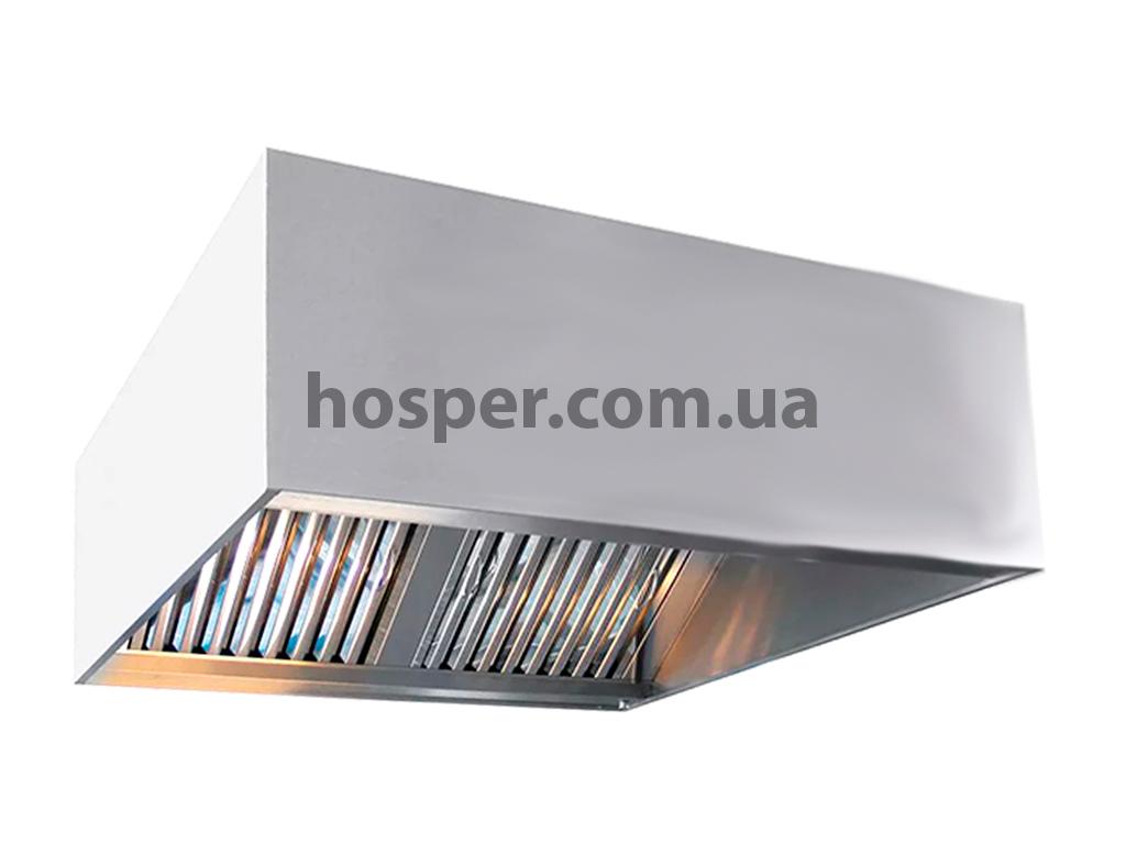 Вытяжной Зонт пристенный купольный для кухни, производство под заказ любых размеров в Украине цена 3773 грн.